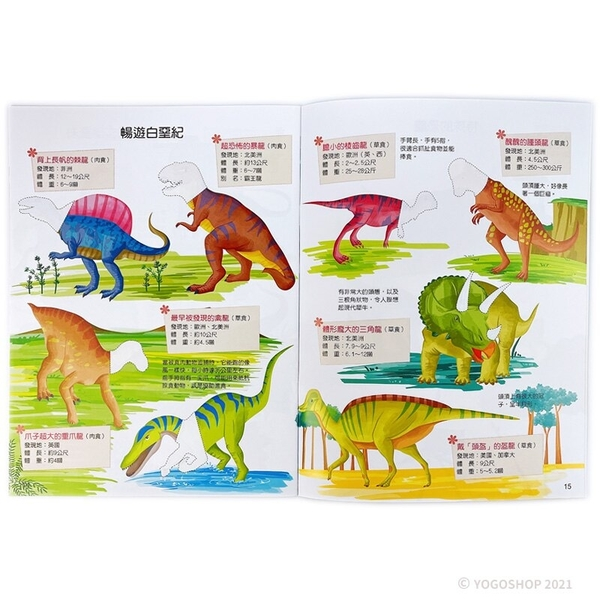 IQ小百科貼紙書 /一本入(定80) 玩貼紙 學知識 動物 植物 恐龍 宇宙 智慧 趣味 神秘身體 巧育