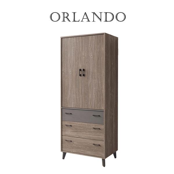 奧蘭多3x7尺組合衣櫃(21HY2/B038-03)/H&D東稻家居