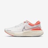 Nike Wmns Zoomx Invincible Run Fk [CT2229-100] 女鞋 慢跑 運動休閒 白橘