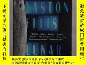 二手書博民逛書店英文原版罕見Lunar Park by Bret Easton