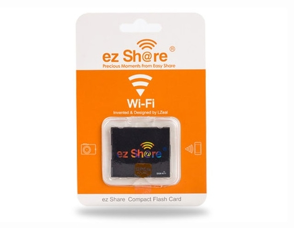ez Share Wi-Fi CF-32GB 易享派 ezShare ES100 CF 32G class 10 【公司貨】