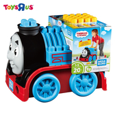 玩具反斗城  MEGA BLOKS 費雪美高湯瑪士積木車