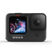 GoPro Hero 9 BLACK 內贈T-F 32G 卡 / 旋轉夾 / 漂浮手把 假日組合優惠包 運動攝影機 ZAA-VQ69179