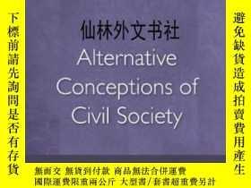 二手書博民逛書店【罕見】2001年出版 Alternative Concepti