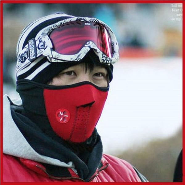 (特價出清) 護臉面罩 防風寒保暖防塵騎車口罩 三色任選【AE10092】99愛買小舖