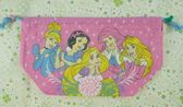 【震撼精品百貨】Disney 迪士尼公主系列~綜合公主束口袋(白色/粉色兩款)