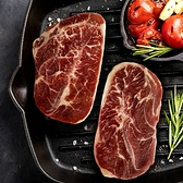 ㊣盅龐水產◇藍絲帶板腱牛肉片 ◇200g±5%/盒◇零$130元/盒◇ 歡迎團購 夯肉