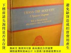 二手書博民逛書店【包罕見】 Lhasa:The Holy City,《聖城:拉薩