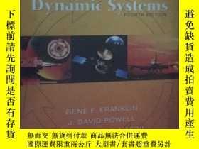 二手書博民逛書店Feedback罕見Control of Dynamic Sys