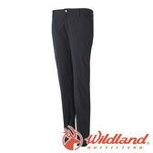 【wildland 荒野】女 彈性防潑水防風保暖長褲『深灰』 0A52311 戶外|登山|休閒|雙向彈性褲