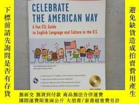 二手書博民逛書店celebrate罕見the American Way : A