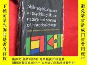 二手書博民逛書店Philosophical罕見issues in psychia
