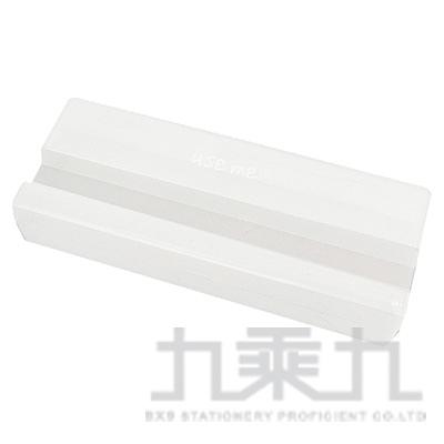 USE ME 2合1手機座筆盒(白)
