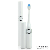 【日本DRETEC】Dr.Snoic 音波電動牙刷-時尚白