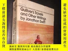 二手書博民逛書店Gulliver s罕見Travels and Other Writings 英文原版Y12480 Jonat