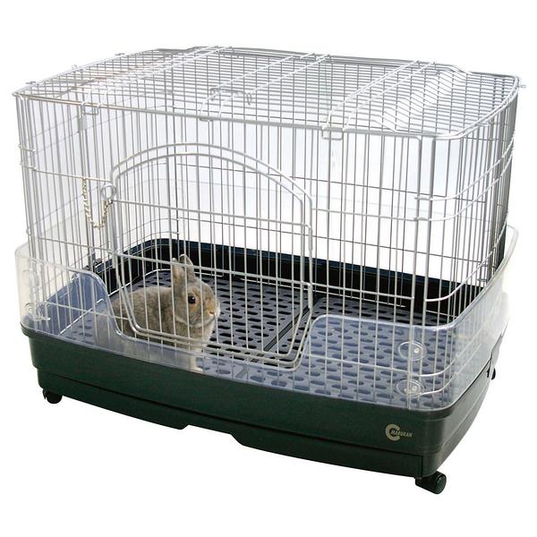 寵物家族-日本Marukan-抽屜式豪華兔籠 MK-MR-305(S)