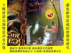 二手書博民逛書店mr罕見gum in the hound of lamonic bibber 古姆先生在拉莫尼·比伯的獵犬中Y