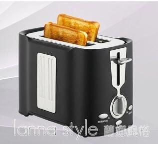 早餐烤吐司機輕食三明治機家用110V多士爐烤面包機 全館新品85折
