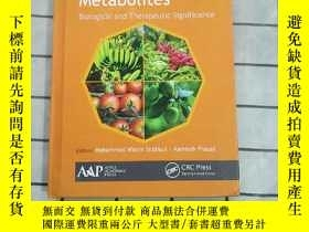 二手書博民逛書店Plant罕見Secondary Metabolites, Volume 進口原版 Y268220 Moham