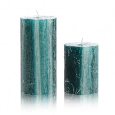 質感石紋-南洋風香氛手工蠟燭組