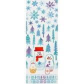 【日本製】【和布華】 日本製 注染拭手巾 雪人俄羅斯娃娃圖案 SD-4999 - 和布華