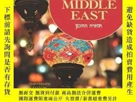 二手書博民逛書店The罕見Middle East, 13th EditionY2