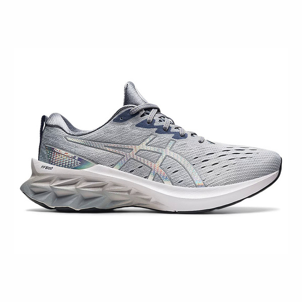 Asics Blast系列 [1011B289-020] 男鞋 慢跑鞋 彈力型 運動 支撐 穩定 緩震 亞瑟士 灰 白