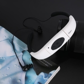 游泳耳機 游泳防水MP3運動跑步潛水下游泳MP3頭戴式播放器無線游泳防水耳機城市