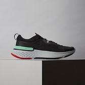 Nike React Miler 男鞋 黑 輕量 襪套 緩震 慢跑鞋 CW1777-013