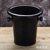冰桶 塑料吐酒桶紅酒桶香檳桶盲品桶冰桶 ZB1158『時尚玩家』