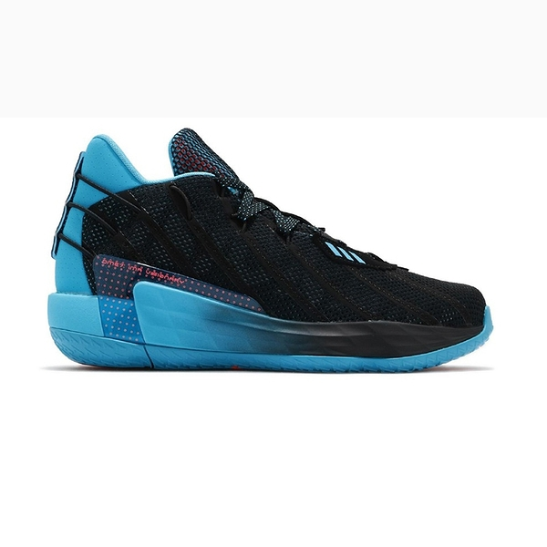 Adidas Dame 7 GCA Visionary 男鞋 藍 桃紅 籃球鞋 鴛鴦鞋 G57905