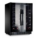 【預購賣場5/31氣炸烤箱】DOMETIC S40FGD 雙門雙溫專業酒櫃