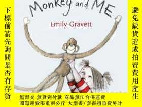 二手書博民逛書店Monkey罕見and MeY362136 Photo Credit: Mar... Simon &