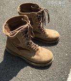 馬丁靴  馬丁靴女短靴英倫風平底學生復古韓版百搭女靴子 育心小賣館