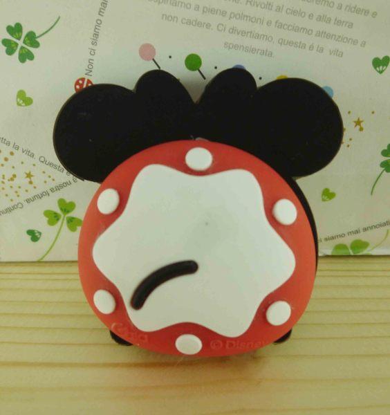 【震撼精品百貨】Micky Mouse_米奇/米妮 ~矽膠捲線器-米妮