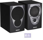 ★福利品出清+24期0利率★ 英國 MISSION  MX-1 書架型喇叭 (一對)  黑色 公司貨