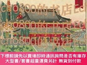 二手書博民逛書店新刻日光名勝十二景之內三佛堂The罕見New Twelve Famous Places of Nikko   Sa