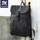 後背包雙肩包杰克凱文 背包男戶外旅行包時尚潮流書包休閒大容量電腦包 蘿莉小腳丫