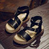 2018新款夏季兒童防滑軟底女童涼鞋女孩正韓寶寶1-3-16歲小公主鞋禮物限時八九折