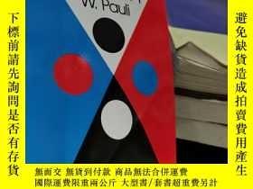 二手書博民逛書店theory罕見of relativity相對論Y173412 W.Pauli