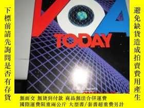 二手書博民逛書店VOV罕見CHARTER (1986) 英文原版雜誌畫冊Y255