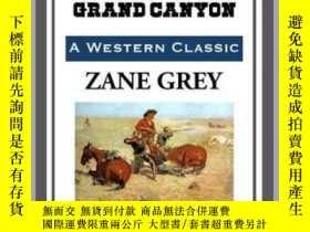 二手書博民逛書店Roping罕見Lions in the Grand CanyonY410016 Zane Grey Star