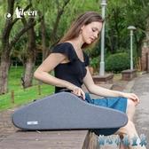 小提琴盒獨家專利輕便抗壓防震耐磨手提雙肩背琴盒 FF4270【甜心小妮童裝】