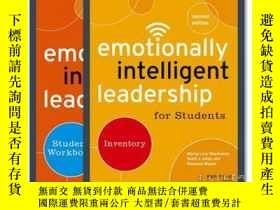 二手書博民逛書店Emotionally罕見Intelligent Leadership for Students: Basic S