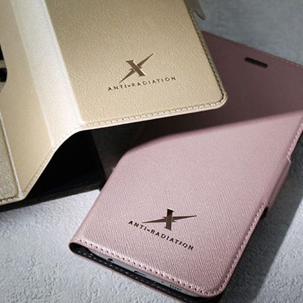 手機 皮套 - Samsung Note8 - 防電磁波 - 360旋轉 - 【Moxie 摩新科技】紳士黑