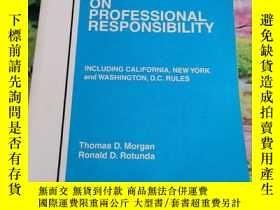 二手書博民逛書店2002罕見SELECTED STANDARDS ON PROFESSIONAL RESPONSIBILITY