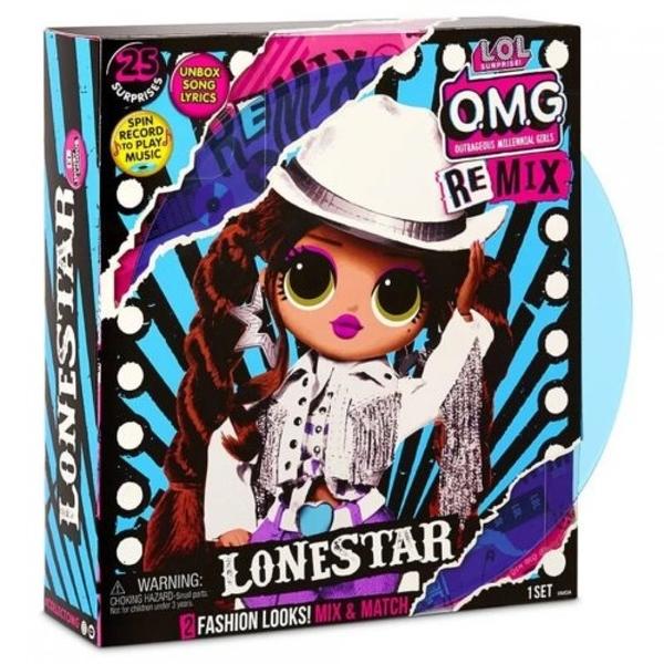 《 LOL Surprise 》LOL OMG混音少女 - LONESTAR / JOYBUS玩具百貨