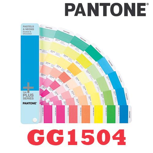 【必購網】PANTONE PASTEL&NEONS GUIDE 粉彩色 & 霓虹色 - GG1504