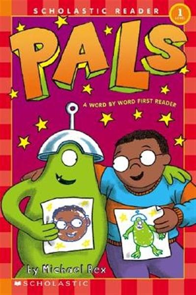(二手書)Scholastic Reader Word By Word First Reader Level 1: Pals