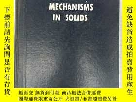 二手書博民逛書店strengthening罕見mechanisms in sol